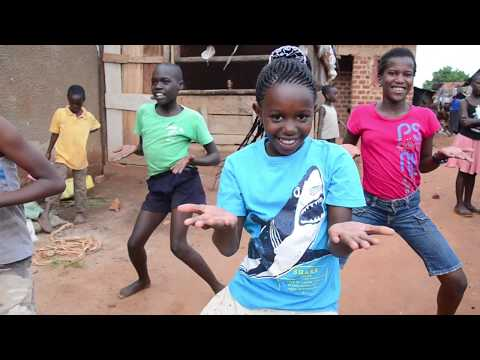 Enjala By Sheebah Dance Cover By Galaxy African Kids New Ugandan Music 2017 thumbnail