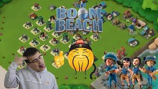 Atacando al Chino por aburrimiento   Boom Beach   Juesgos para iOS & Android