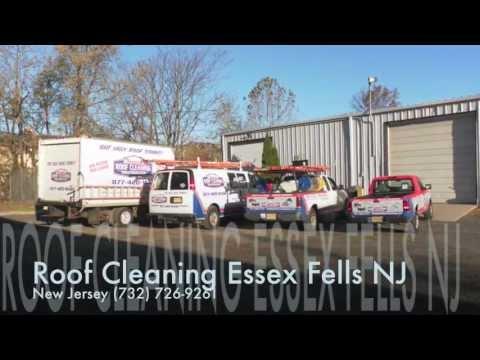Roof Cleaning in Essex Fells NJ 877-420-WASH | Power Washing Essex Fells