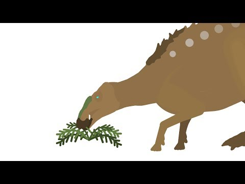 Hadrosaurus Animations - The Expeditioner