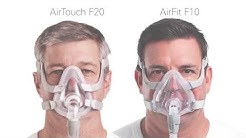 AirTouch F20 CPAP Mask Video Brochure - DirectHomeMedical.com