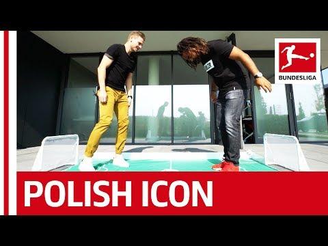Lukasz Piszczek - Owo meets Dortmund's Polish Defender