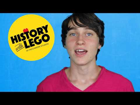 History with LEGO | The Story Behind Christopher Columbus and the Discovery of America