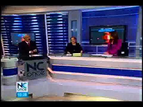Entrevista con los penalistas Gloria Navas y Berna...