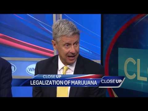 CloseUP: Gary Johnson, Bill Weld on their bid for the White House