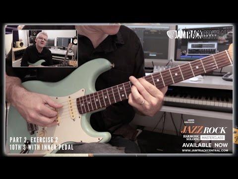 Harmonic Soloing Masterclass - James Graydon