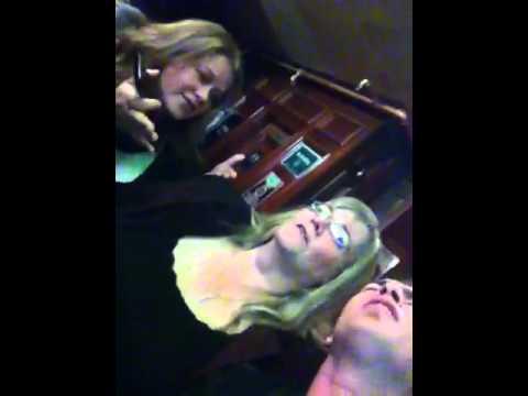 Karaoke forced apon people: