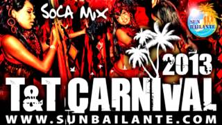 Sun Bailante Trinidad & Tobago Carnival Soca 2013 Mix by Sun Bailante Dj
