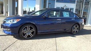 2016 New Honda Accord San Leandro Oakland Alameda Hayward Fremont CA