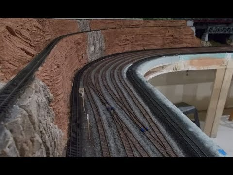 Ballasting Track The Easy Way