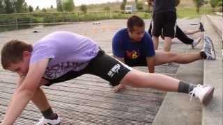 Sommertraining 2012 bei Shotokan Karate Okba in Wismar [HD]