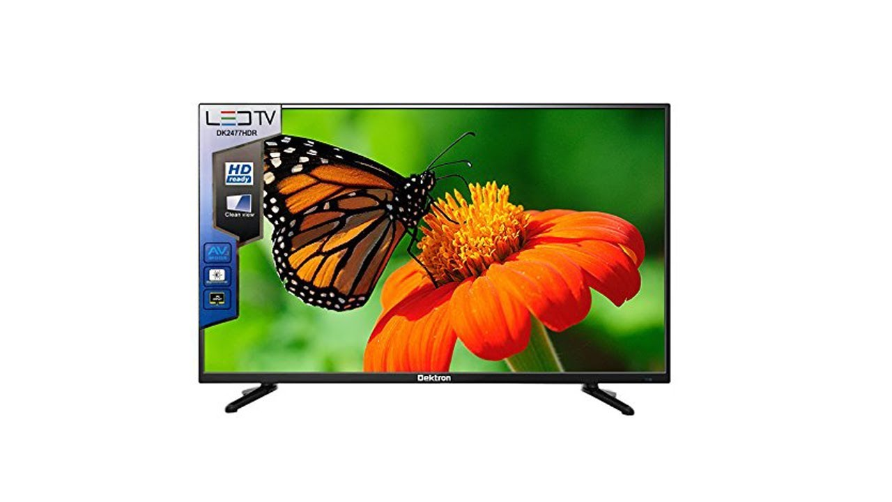smart tv deals Dektron 60 cm (24 inches) DK2477HDR HD Ready LED TV ... de7b8089a23d