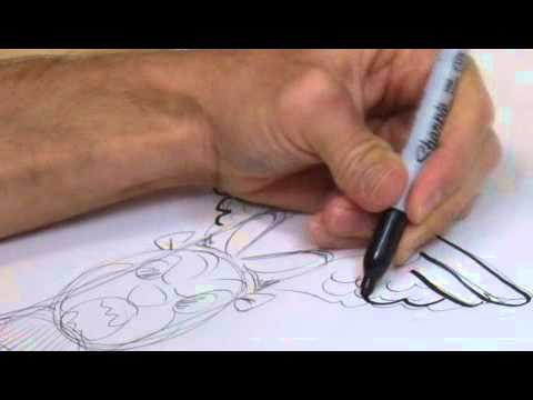 How To Draw Animals On Totem Poles