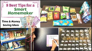 How To Be A Smart Homemaker | Best Homemaking Tips For Saving Time And Money | Her Fab Way