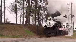 Steam of Colorado in a Pennsylvanian Autumn - Strasburg Railroad #90