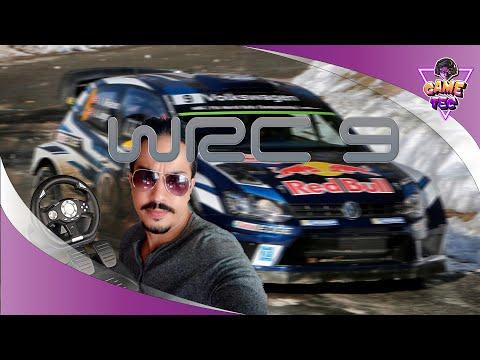 WRC 9 FIA World Rally Championship Gameplay |