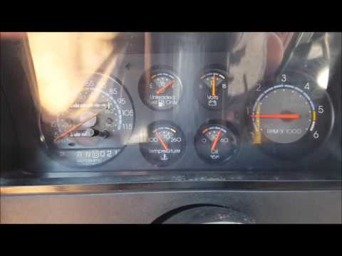 1984 Monte Carlo SS Electronic Speedo Conversion