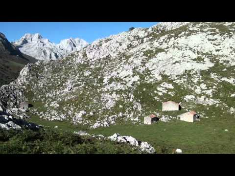 Hiking in Picos de Europa, Spain
