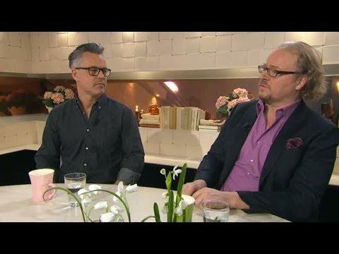 Henrik Schyffert och Fredrik Lindström gör succé med sina nya show - Nyhetsmorgon (TV4)