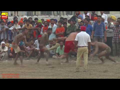 FINAL || ROYAL KING USA vs BHATTIWAL || PART-9th || GOLD KABADDI CUP RAMDAS- 2016