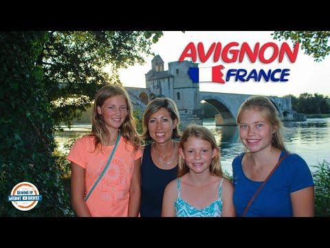 Avignon France Travel Guide - Sur le Pont d'Avignon ... | 90 + Countries with 3 Kids