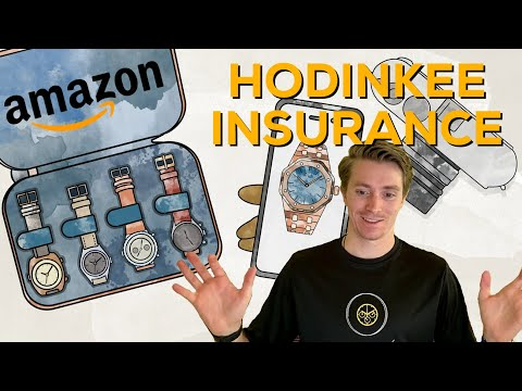 The Amazon of Watches? Hodinkee Releases Watch Insurance