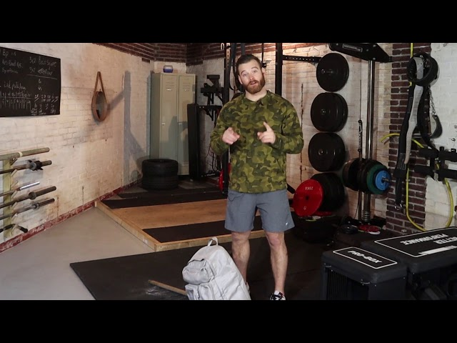 STAY STRONG AGAINST CORONA - HOME WORKOUT 19