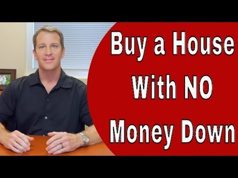 4 Ways to Buy a House With NO Money Down