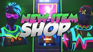 NEW LITESHOW & NITELITE SKINS! FORTNITE ITEM SHOP May 3, 2018!