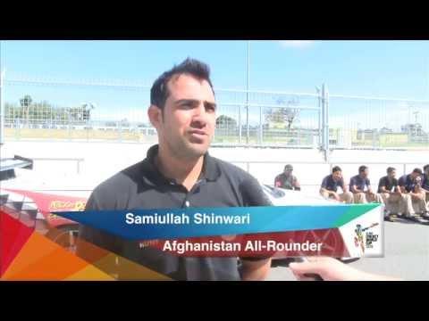 Afghanistan V8 Car Track Experience