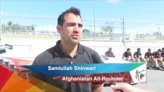 Afghanistan V8 Car Track Experience
