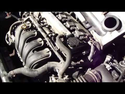 How to fix issues with bad idle speed VVT i engine Toyota