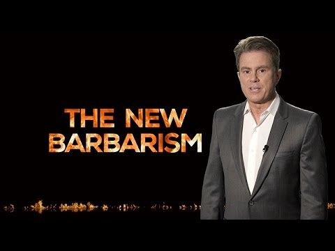 THE NEW BARBARISM