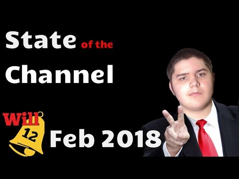 I am Sorry, Sickness, Bonus Episode, - State of the Channel (February 2018)