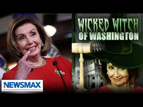 Pelosi: Wicked witch of Washington D.C.   Stinchfield