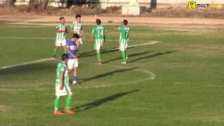 Torneo Regional VI , Semifinal Revancha 2018,  Viña Rosario 0- U  Caylloma 5