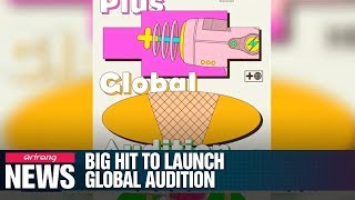 BTS record label Big Hit launching global auditions to debut new girl group in 2021