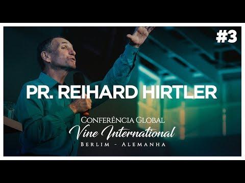 Vine Global Conference 2017   Pr. Reinhard Hirtler. #03