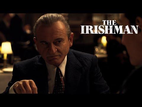 The Irishman | Joe Pesci | Netflix  Robe