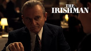 The Irishman | Joe Pesci | Netflix