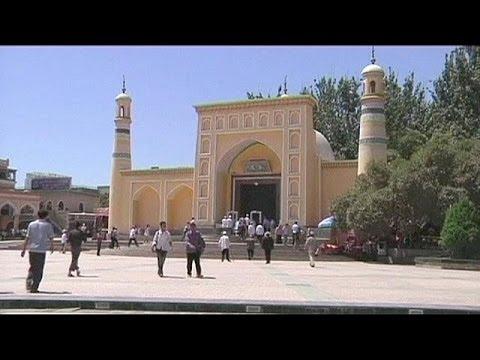 знакомства с уйгурами