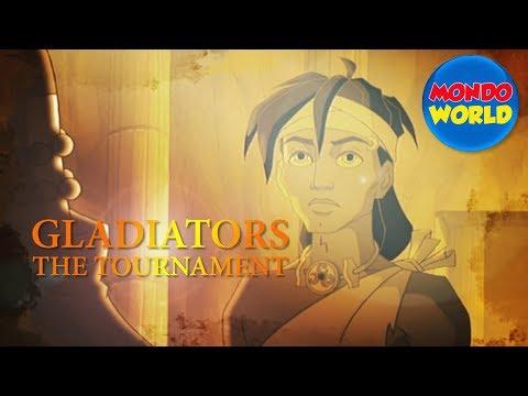 ГЛАДИАТОРЫ: ТУРНИР | мультфильм для детей | полный фильм онлайн | анимационный фильм
