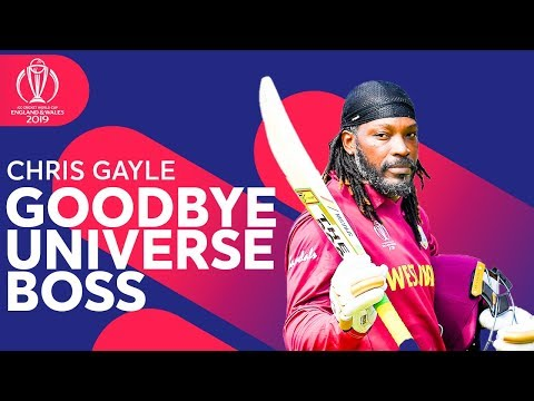 Goodbye Chris Gayle | Universe Boss on His Post-CWC Future | ICC Cricket World Cup 2019