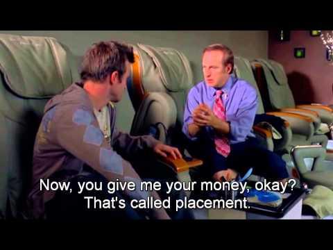 Saul explains money laundering - subtitle
