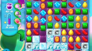 Candy Crush Soda Saga Level 1632 - NO BOOSTERS