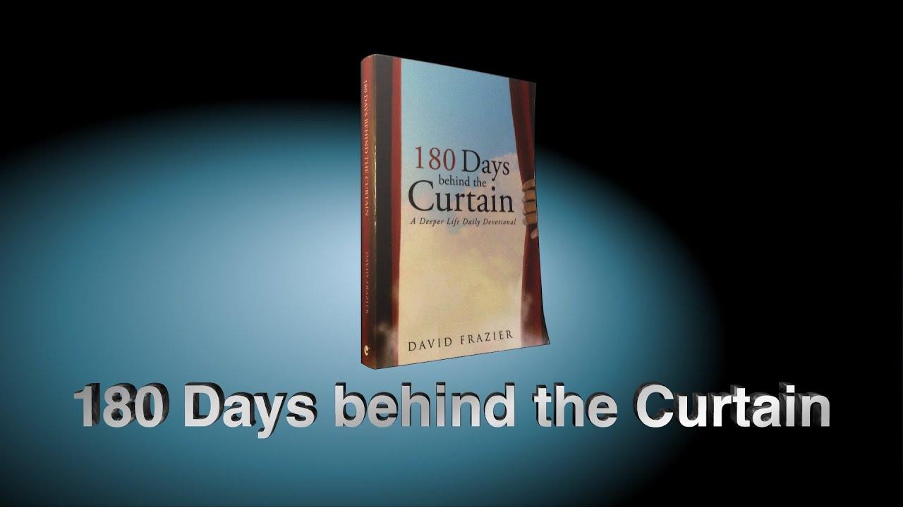 Curtain behind the curtain book - 180 Days Behind The Curtain Promo