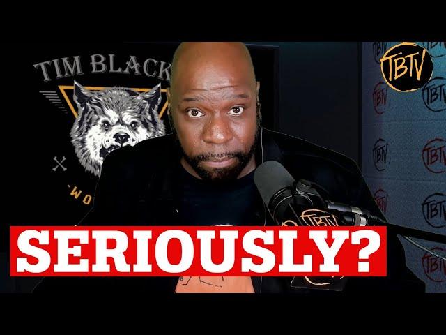 Caller Thinks Tim Black Should Be 'Less Black'