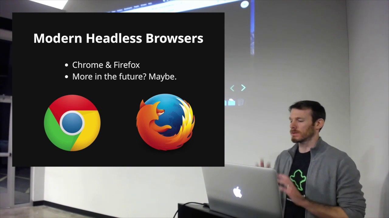 Headless Browsers and Testing at Scale - Ghost Inspector
