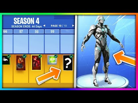 7 Things You Didn't Know About The Season 4 Battle Pass In Fortnite: Battle Royale