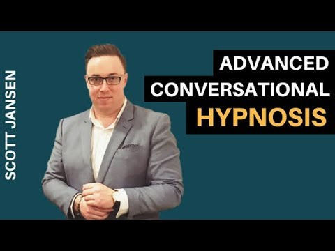 Advanced Conversational Hypnosis - Ericksonian Hypnosis Strategies